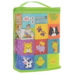 Кубики Little hero Soft Blocks (3043)