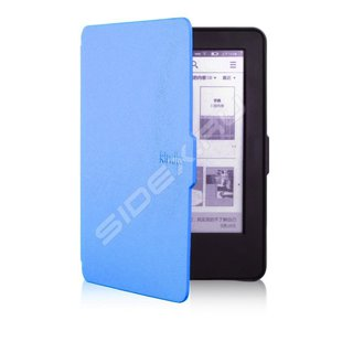Чехол-книжка для Amazon Kindle PaperWhite 4 2018 (Ultra Slim AKP4-US01BLU) (голубой)