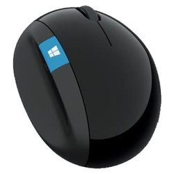 Microsoft Sculpt Ergonomic Mouse L6V-00005 Black USB (черный)