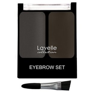 Lavelle Набор для бровей Eyebrow set