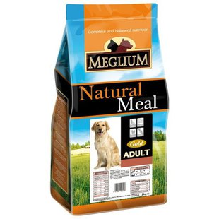 Корм для собак Meglium Dog Adult Gold