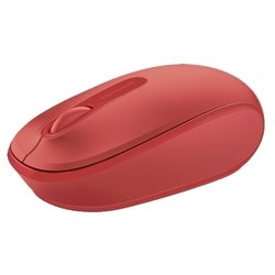 Microsoft Wireless Mobile Mouse 1850 U7Z-00034 Red USB