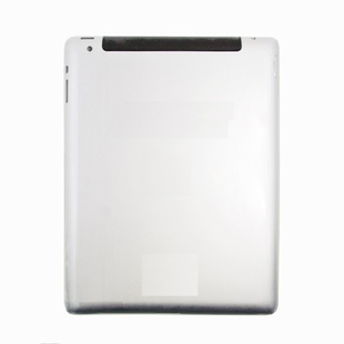 Задняя крышка для Apple iPad 2 16Gb 3G+WiFi (CD124651) (серебристый)