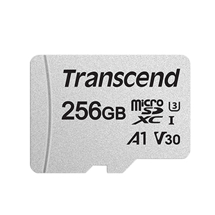 Transcend TS256GUSD300S-A + sd adapter