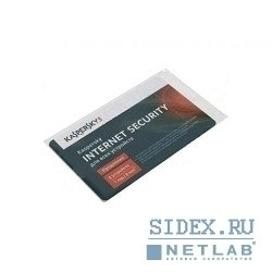 Kaspersky Internet Security Multi-Device Russian Edition 5-Device 1 year Renewal Card (KL1941ROEFR)