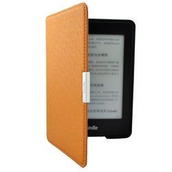 Чехол-книжка для Amazon Kindle PaperWhite (AKP-R04YE) (желтый)
