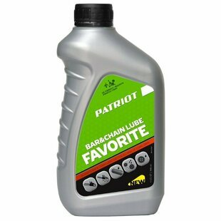 Масло для смазки цепи PATRIOT Favorite Bar & Chain lube 0.946 л