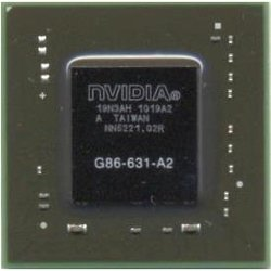 Видеочип nVidia GeForce 8400M GS, 2012 (TOP-G86-631-A2(12))