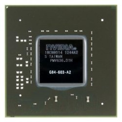 Видеочип nVidia GeForce G84-603-A2, 2011 (TOP-G84-603-A2(11))