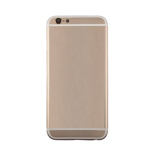 Корпус для Apple iPhone 6 (0L-00001220) (золотистый)