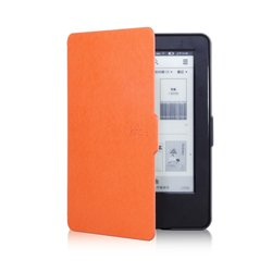 Чехол-книжка для Amazon Kindle PaperWhite (Ultra Slim AKP-US01OR) (оранжевый)